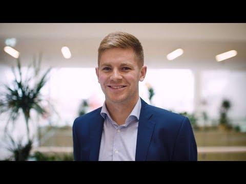 Graduate Programme 2017/2018 – Niall Scanlon