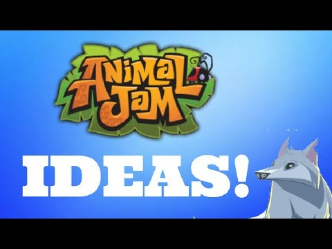 Animal Jam Ideas! Trading Post, Phantom Raids, and Pawn Shop!