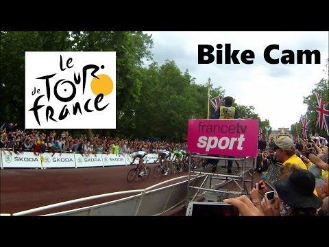 Tour De France London The Mall