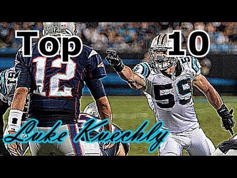 Luke Kuechly Top 10 Plays of Career