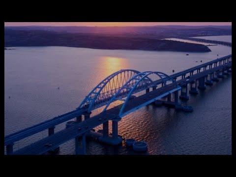 Опубликовано шокирующее фото Крымского моста после массовой гибели