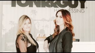 TONI&GUY&YOU: Get Inspired by Salon Owners Geneva and Lauren