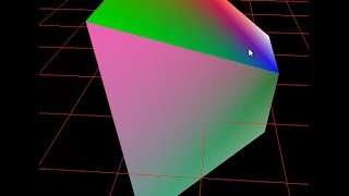 Perspective Projection Matrix and Depth by Jamie King