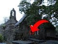 EXTREMELY HAUNTED GRAVEYARD ST MICHAEL'S CHURCH NANT Y BWGAN PARANORMAL INVESTIGATION