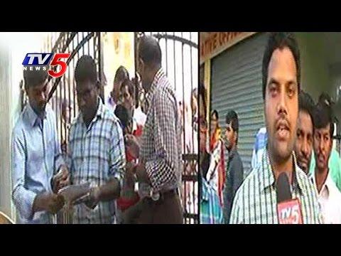 Students Response About Group-2 Exam | Telangana |  Telugu News | TV5 News
