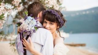 Лавандовая свадьба в Черногории. Свадебный фотограф в Черногории Марина Андрейченко, Будва