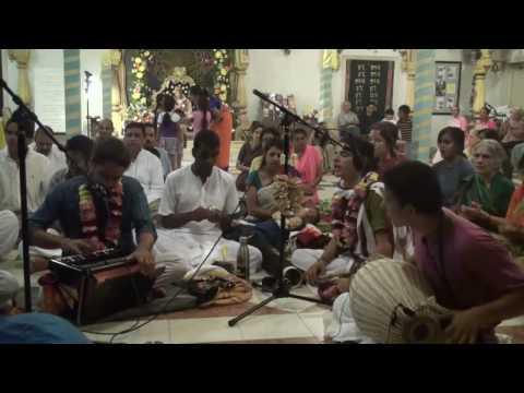 Mayapuris in Houston - Visvambhar das - Ohe! Vaishnava Thakura