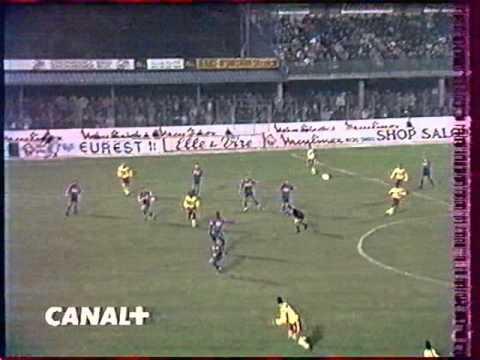 SM Caen - RC Lens (Saison 1991-1992 - 21ème Journée) - 2ème mi-temps