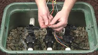 Solving Broken Wire Problems or Adding New Irrigation Zones with Add A Zone