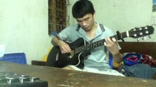 hoa ban trang- guitar