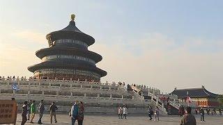 Китайский Храм Неба принял гостей из Уссурийска(Продолжаем рассказывать о путешествии нашей съемочной группы по Китайской Народной Республике. Уссурийск..., 2016-11-10T02:15:39.000Z)