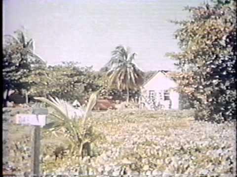 1970 documentary of Little Cayman Island