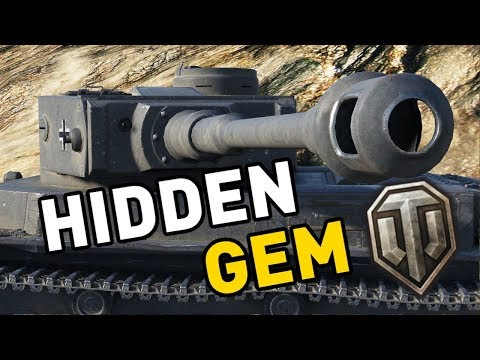 World of Tanks || VK 30.01 - Hidden Gem!