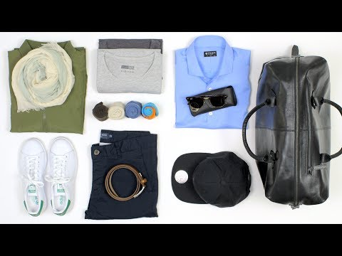 How to Pack a Weekend Bag – Space-saving packing tips | ZALANDO