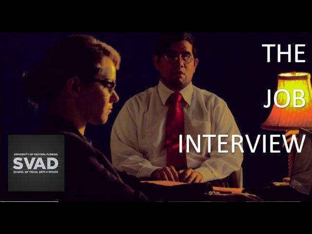 THE JOB INTERVIEW  I  UCF Short