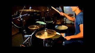 Asking Alexandria - Breathless Drum Cover