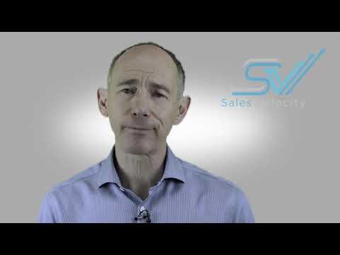 Sales Velocity - What we do
