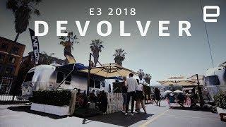 The Devolver Lot at E3 2018: End of an Era