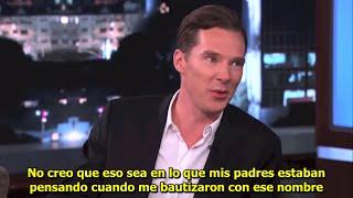 Benedict Cumberbatch Mejores momentos SUBTITULADO ESPAÑOL