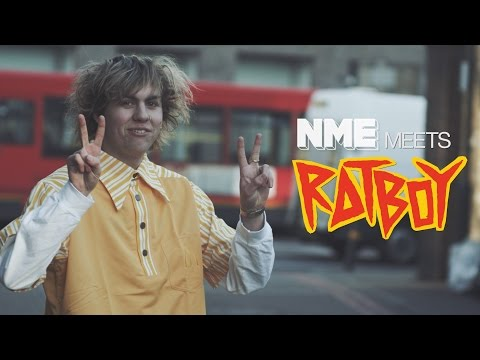 NME Meets: Ratboy at Brixton Academy for the NME Awards Tour 2016