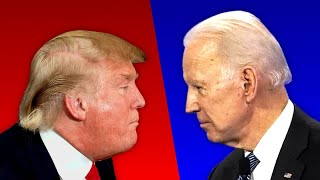 Donald Trump VS Joe Biden RAP BATTLE