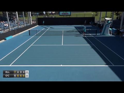 Australian Open 2018 Wildcard Play-off   Court 7   Day 1