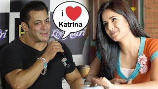 Salman Khan Finally Accepts L❤️VE For Girlfriend Katrina Kaif At Loveratri Trailer Launch