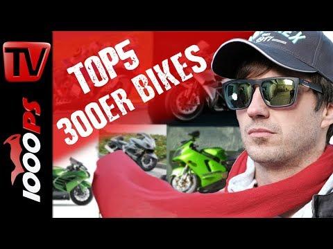 Top 5 300 km/h Bikes - die schnellsten Bikes der Welt