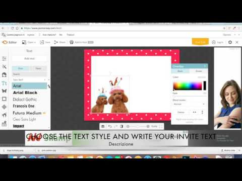how-to-create-a-personalized-invite-for-your-dog-birthday-party---tutorial