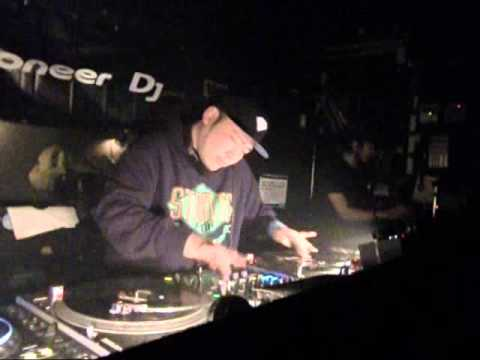 『THINK BIG』 - DJ CHUCK-TEE - 2012/2/18 @MODULE (JAPAN TOKYO)