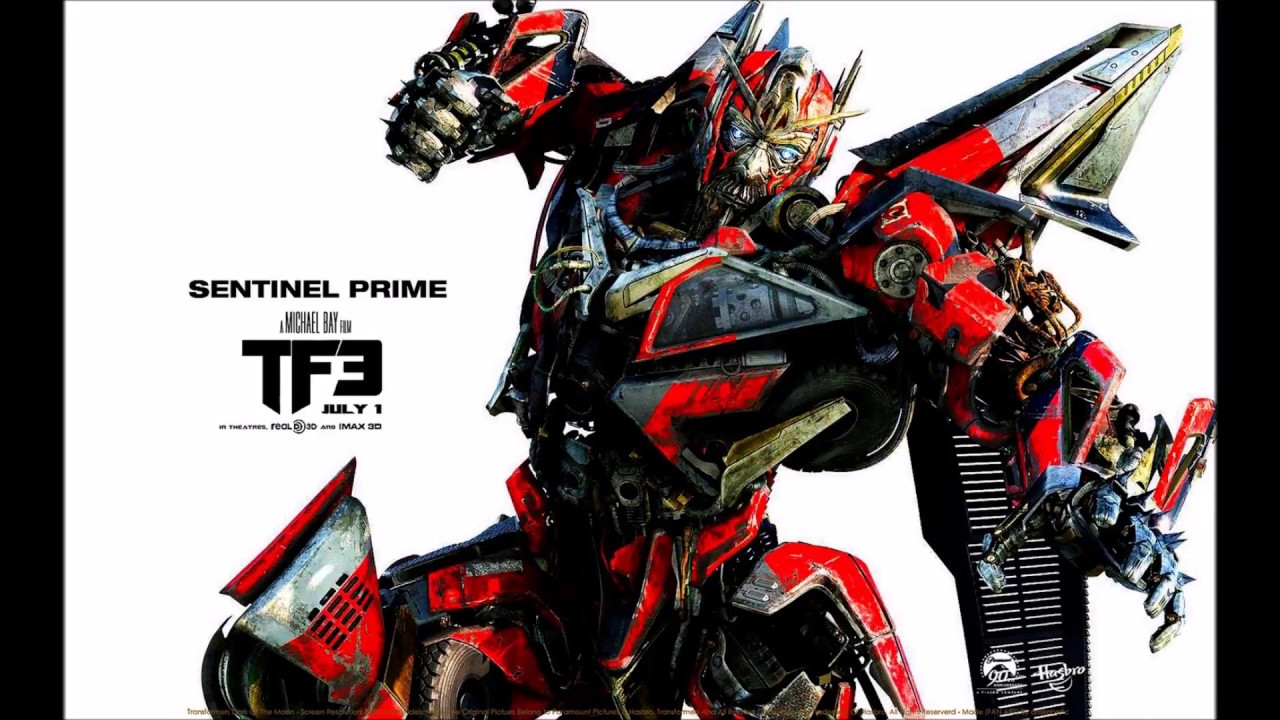 sentinel prime complete theme - transformers dark of the moon - youtube