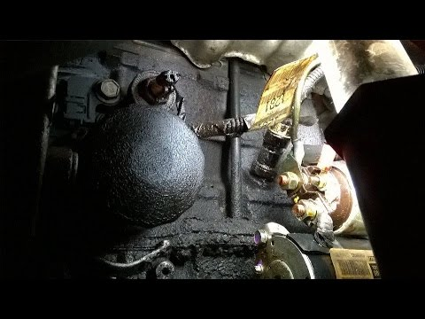 How To Fix Replace Leaking Oil Pressure Switch Sensor