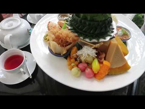 Afternoon Tea at Hua Chang Heritage Hotel Bangkok