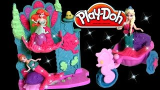 Play Doh Sparkle Ariel