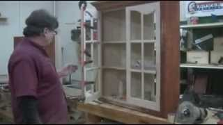 Part 30: Corner Cabinet Series From Mastering Woodworking With Charles Neil