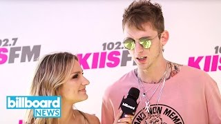 Machine Gun Kelly on Camila Cabello's New Music: 'It's Not Corny or Commercial' | Wango Tango