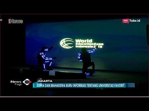 100 Universitas dan 14 Negara Ikut Serta dalam World Education Expo 2018 - iNews Pagi 15/09