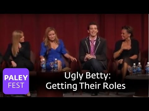 Ugly Betty  Urie and Newton on Getting Their Roles Paley Center
