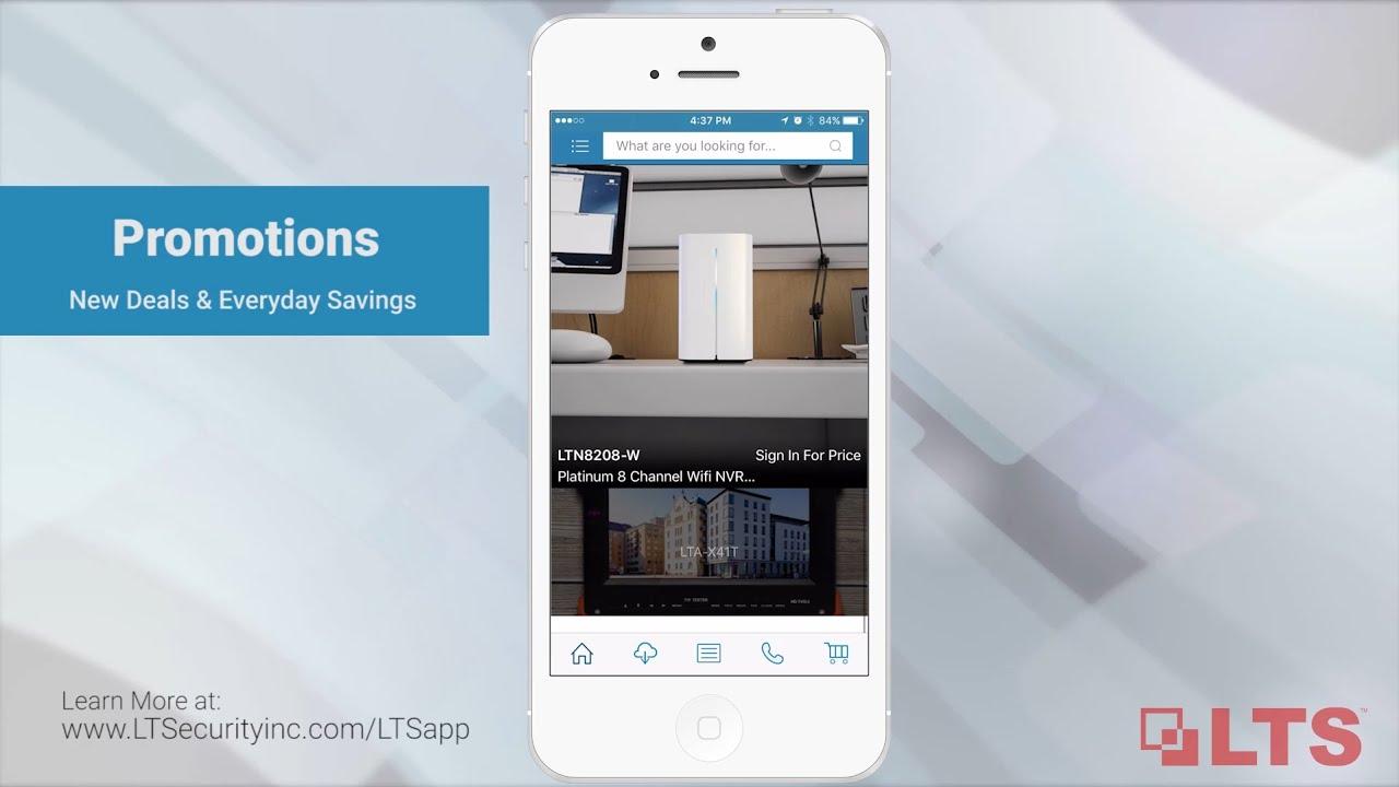 LTS Mobile App