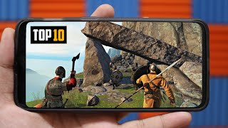TOP 10 NEW Android Games of the Month - JUNE 2019 ???? | High Graphics (Online/Offline)