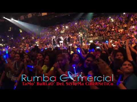 Super Junior 슈퍼주니어 Ft Leslie Grace - Lo Siento (Luna Park, Argentina) [RumbaComercial.Com]