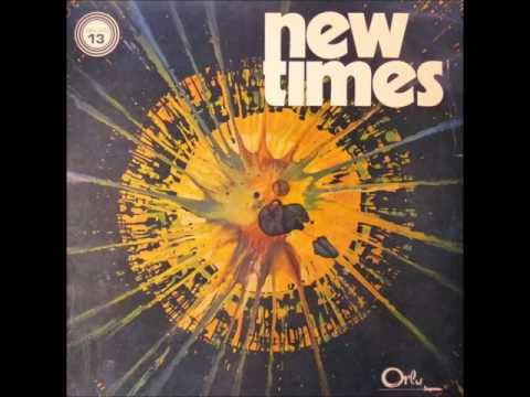 Jean-Claude Pierric et François Rolland - Les Wanted, New Times Vol. 13 (1977) Album