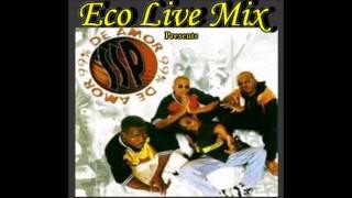S S P - 99% De Amor (Album Completo ) 1996 Mix - Eco Live Mix com Dj Ecozinho