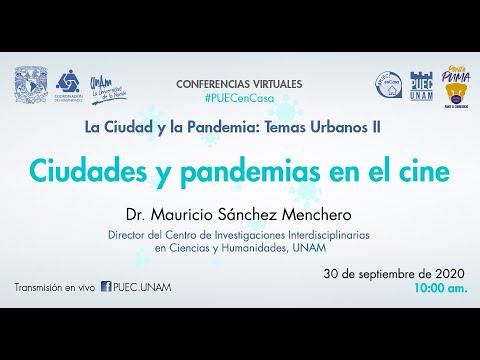 Ciudades y pandemias en el cine [589]