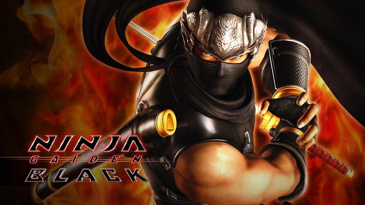 """Résultat de recherche d'images pour """"ninja gaiden black"""""""