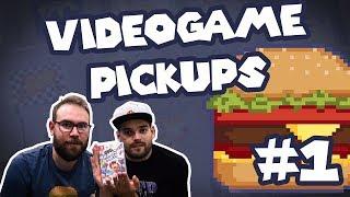 Videogame Pickups  #1 - Retrogamebeurs Tilburg