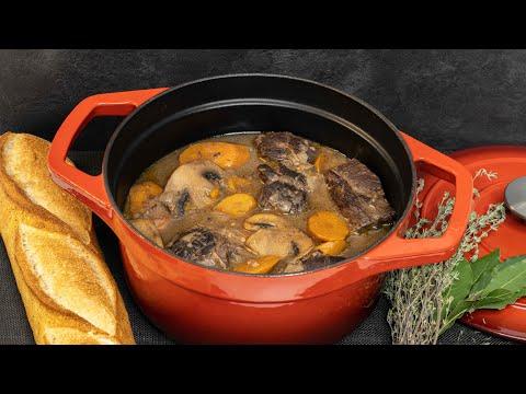 boeuf-bourguignon-(recette-française)---délicieusement-facile
