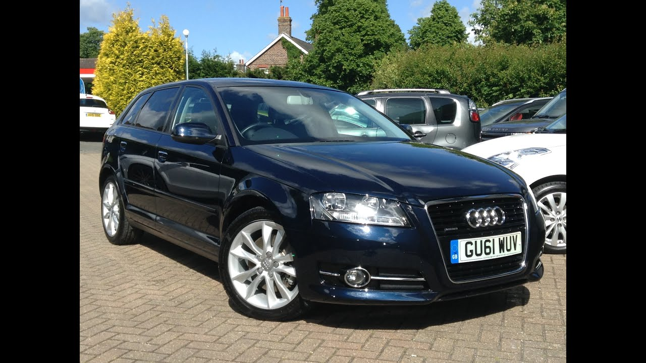 audi a3 sportback 8p 2 0 tfsi 200 hp s tronic. Black Bedroom Furniture Sets. Home Design Ideas