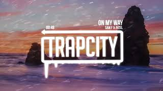 Sam F & JVZEL - On My Way (Lyrics)