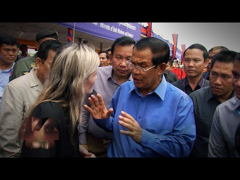 Cambodia's descent into dictatorship under the Hun Sen regime | Four Corners